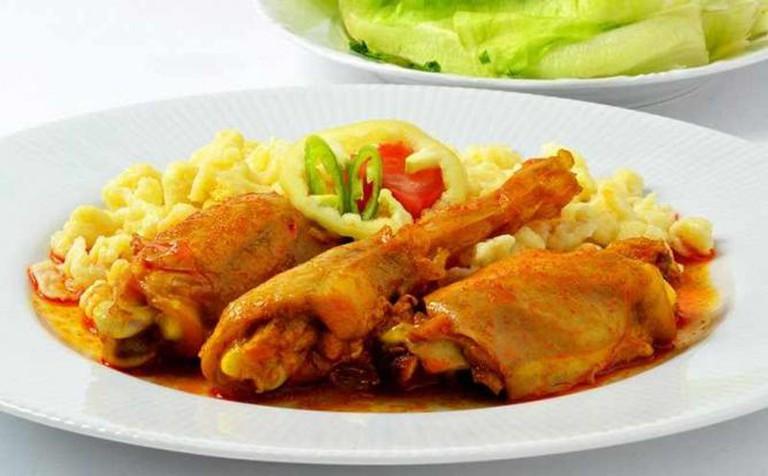 Paprikash dish | © Courtesy of restaurant