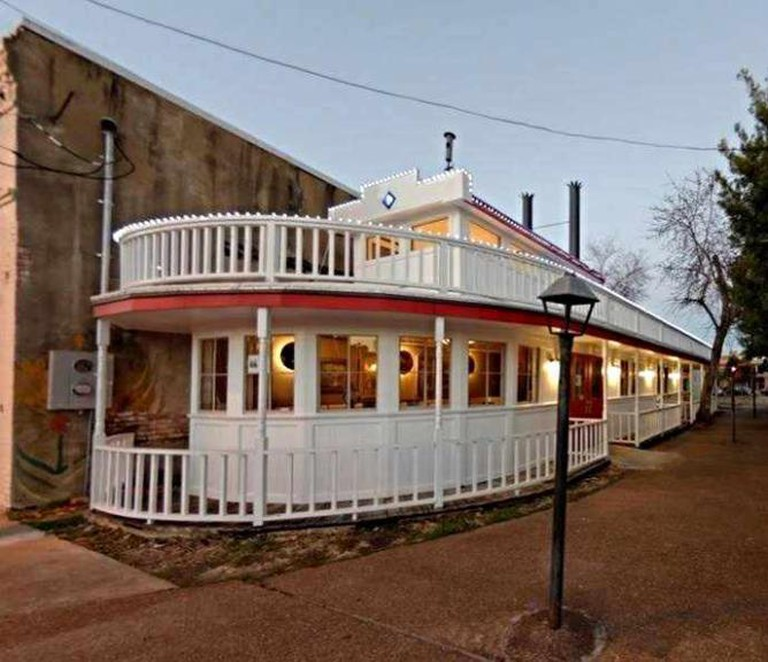 Dreamboat BBQ Exterior | Courtesy of Dreamboat BBQ & Tamales