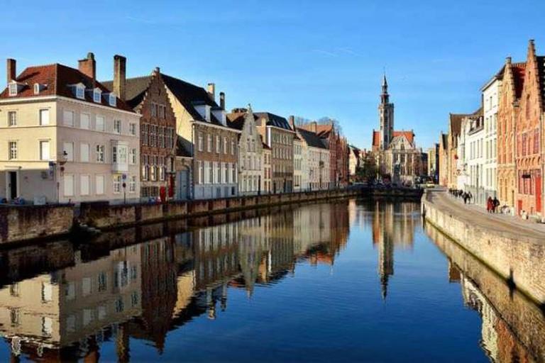 Bruges, Belgium | © Jason Connolly/Flickr