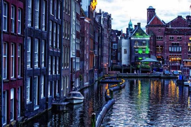Amsterdam, Netherlands | © Adam Smok/Flickr