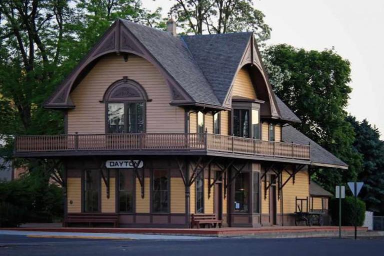 Dayton Historic Depot | © Steven Pavlov/WikiCommons