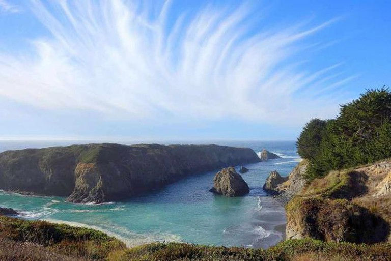 Mendocino Headlands State Park | © Daderot/WikiCommons