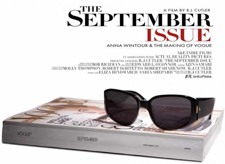 The September Issue @A&EIndieFilms/ActualRealityPictures