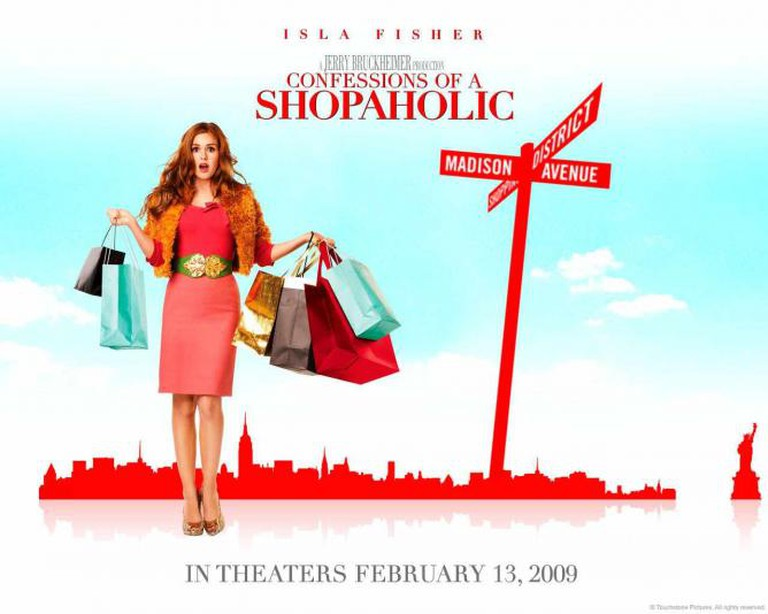 Confessions of a Shopaholic @TouchstonePictures/JerryBruckheimerFilms