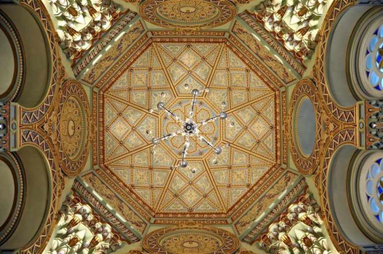Grand Choral Synagogue © Dennis Jarvis/Flickr