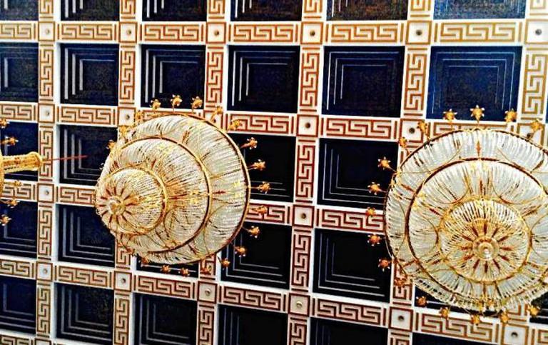 The Belz Great Synagogue © Mona Mizi