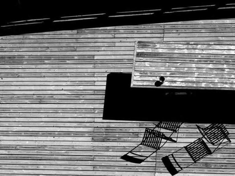 """Week 15 (2014): """"Furniture"""" by Rebecca Goldberg   Courtesy of 52Frames"""