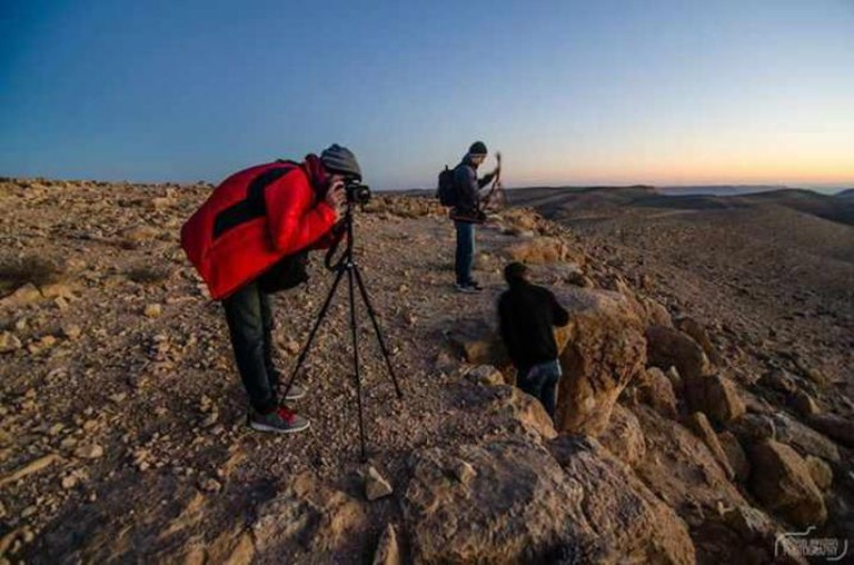 Mitzpe Ramon Photowalk (2014) by Steven Winston | Courtesy of 52Frames