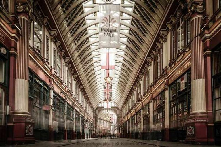 "Week 21: ""Architecture"" (2015), ""Leadenhall Market"" by Doreen Hoerold 