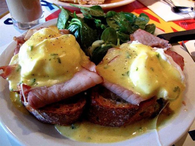 Eggs Benedict | © Premshree Pillai/Flickr