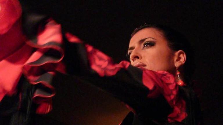 Flamenco Dancer | © LarryHalff/Flickr