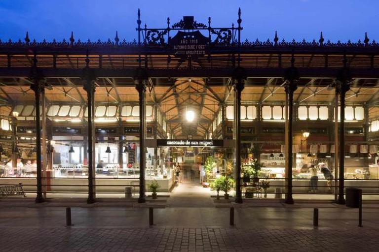 Mercado de San Miguel | Courtesy of Mercado de San Miguel