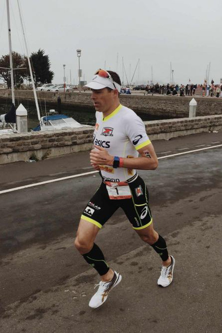 Six-time champion Andy Potts begins his run