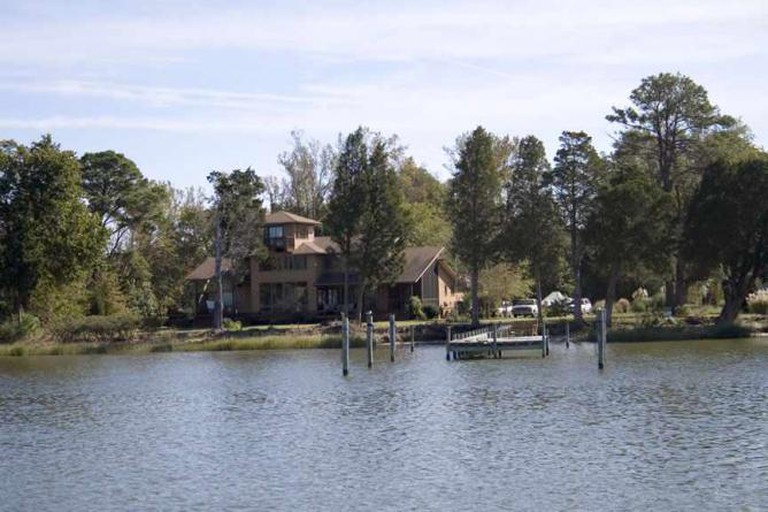 House on the Water in Matthews