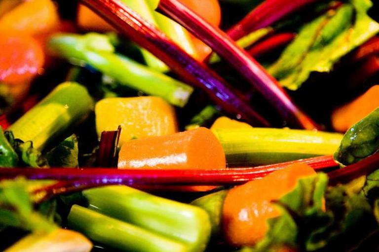 Fresh Vegetables | © LollyKnit/Flickr