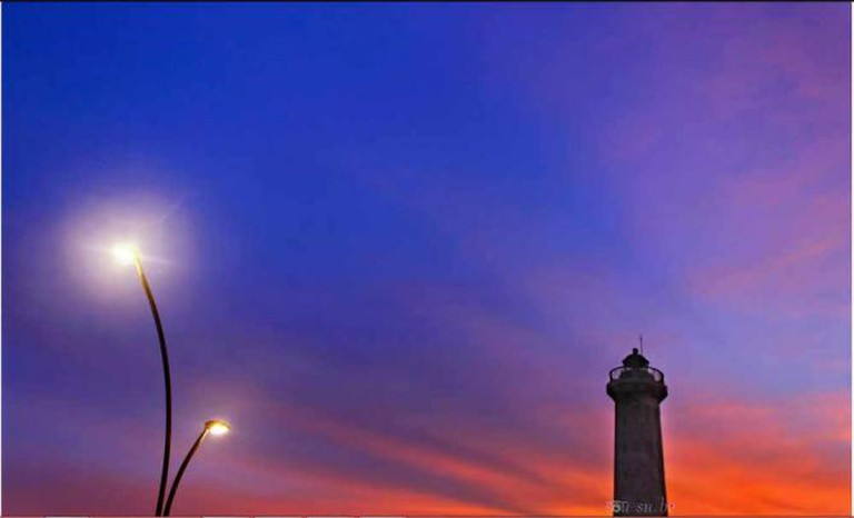 Pondicherry Lighthouse | © Soumya Sumitra Behera