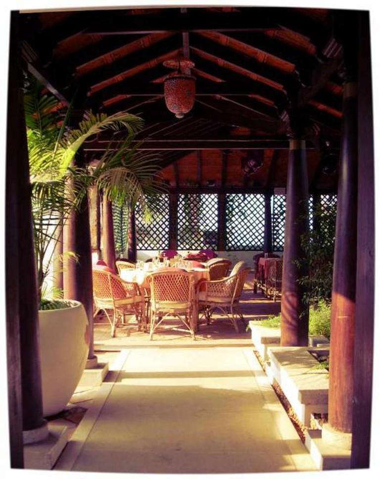 Satsanga Restaurant | © Mr.PIERRE ELOUARD, courtesy of restaurant