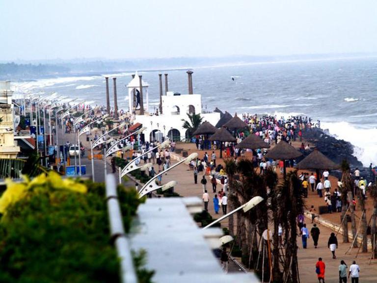 Pondicherry | © Raj/Flickr