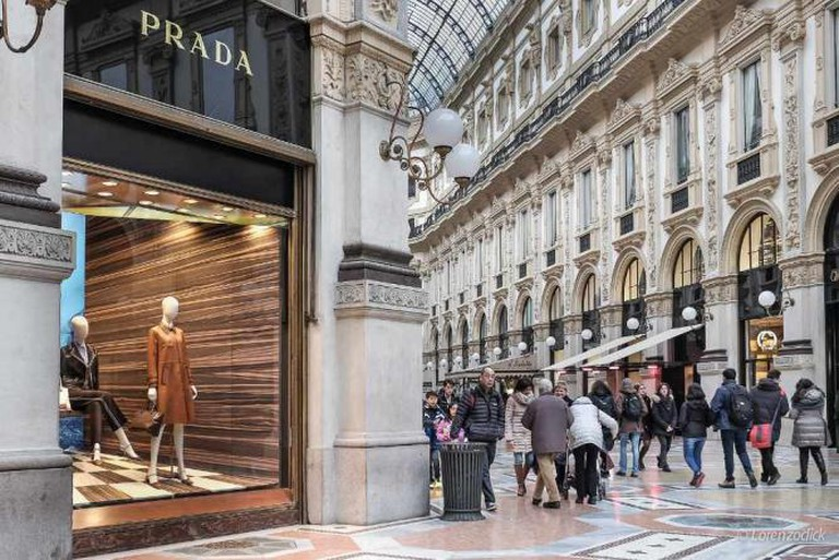 Italian Brand Prada | © Lorenzoclick/ Flickr