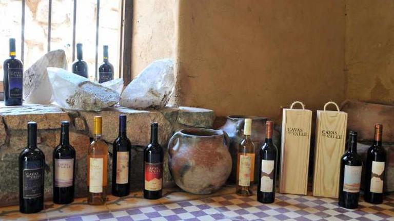 Cavas del Valle Wines | Courtesy of Cavas del Valle