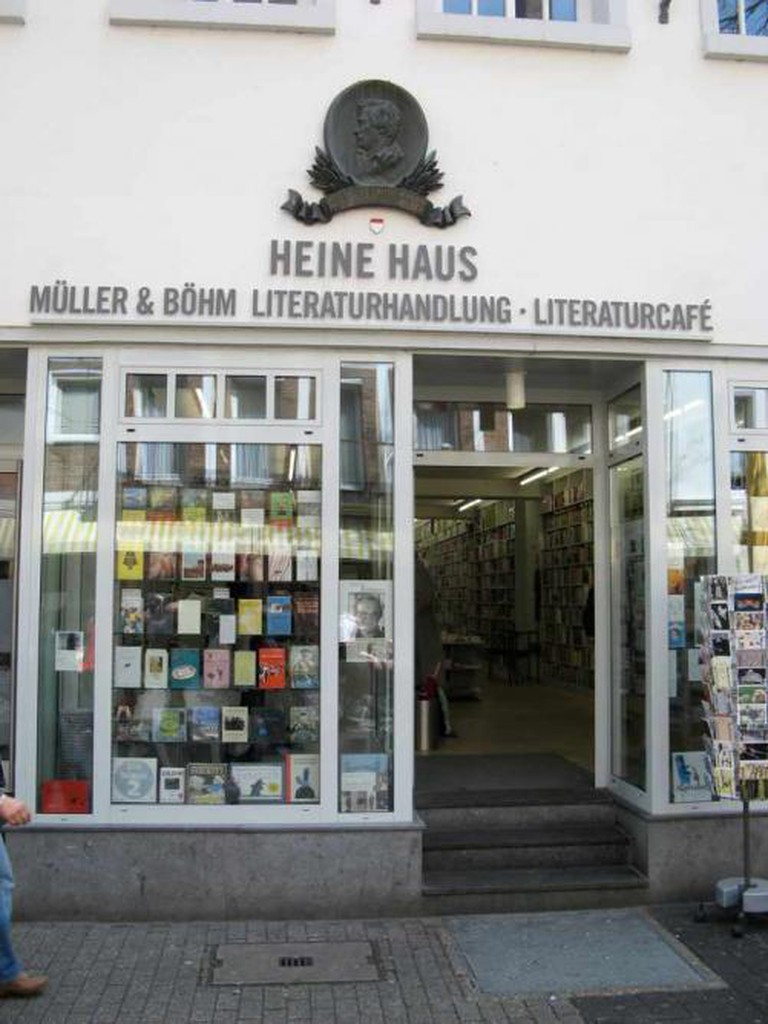 Literature café Heine House