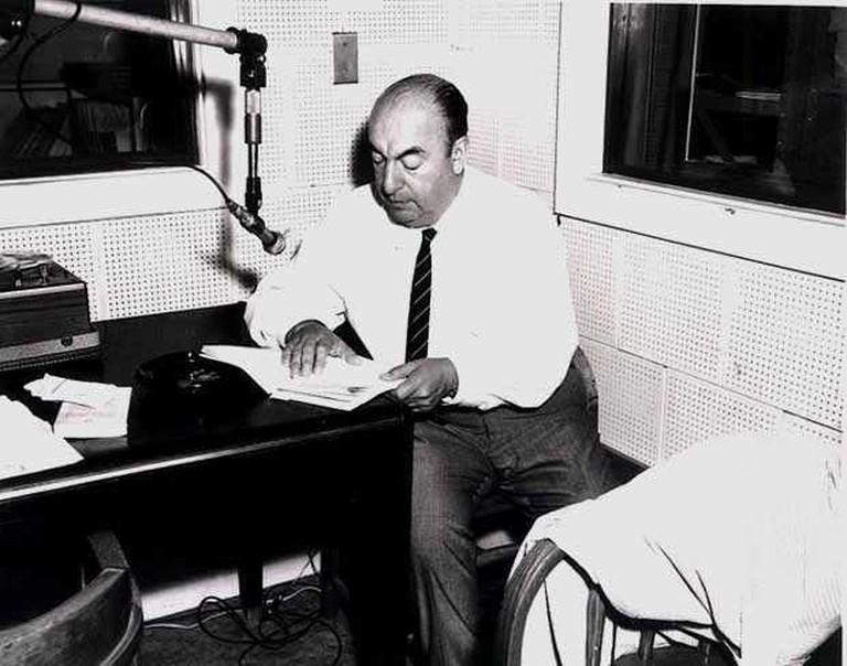 Pablo Neruda | © Alexan/WikiCommons