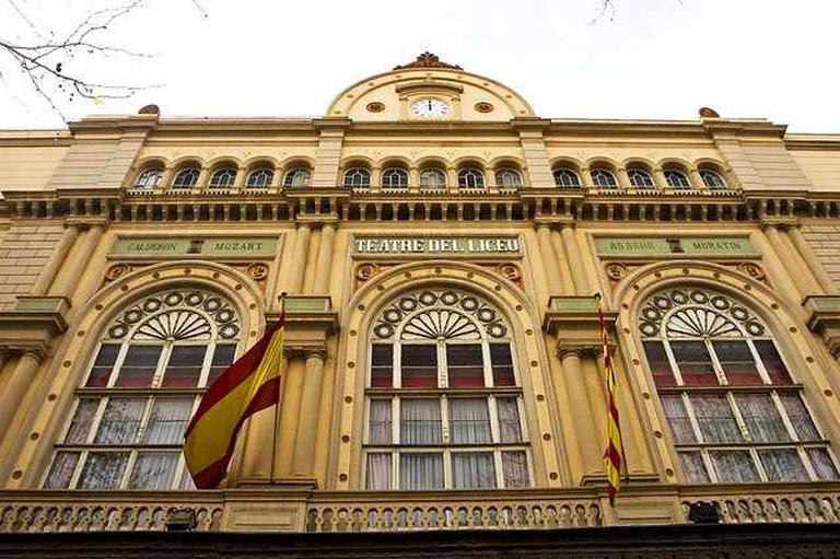Gran Teatre del Liceu | © patrimoni.gencat/Flickr