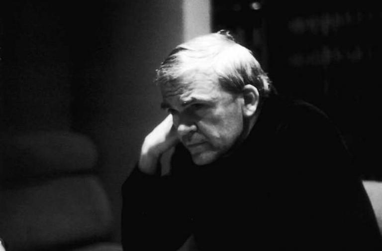 Milan Kundera | © Elise Cabot/WikimediaCommons