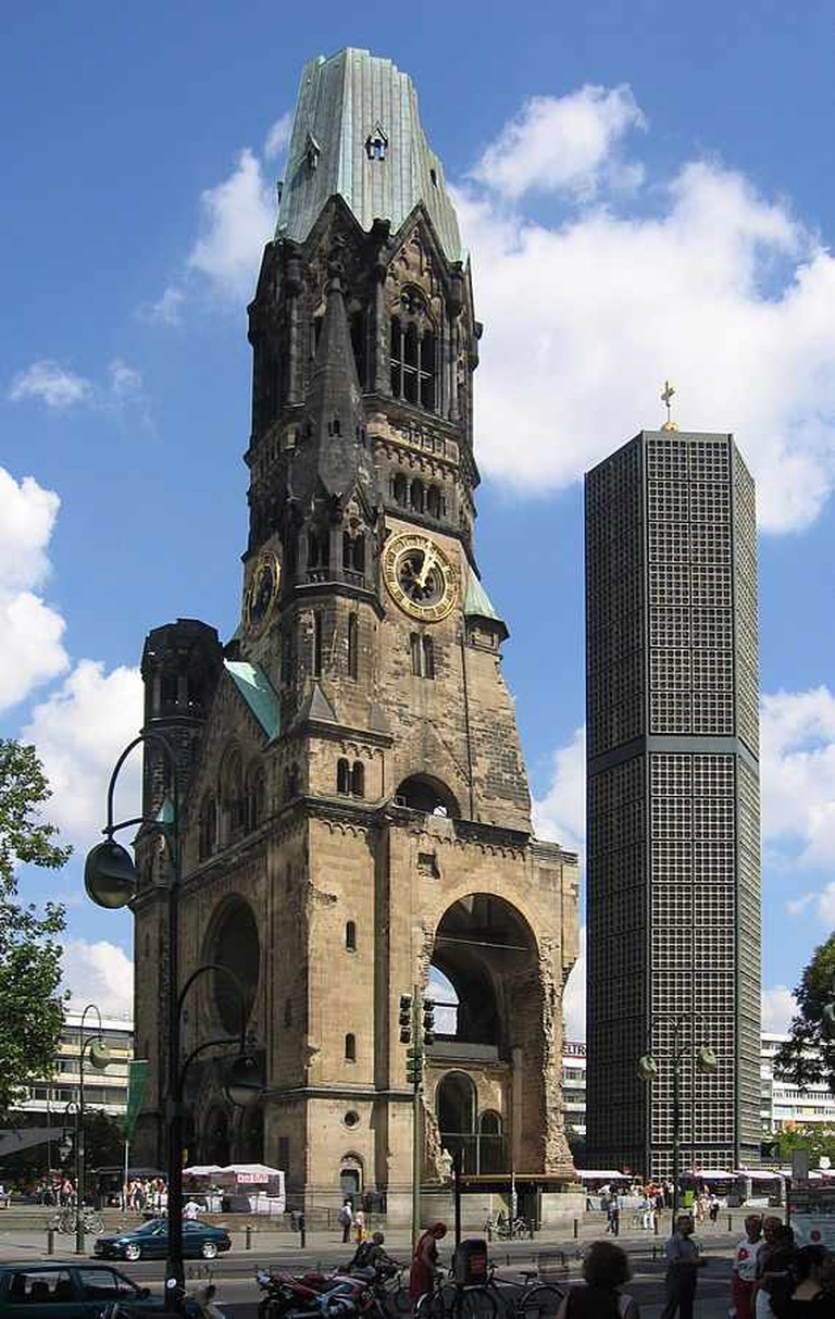 Kaiser Wilhelm Memorial Church | © GeraldM/WikiCommons