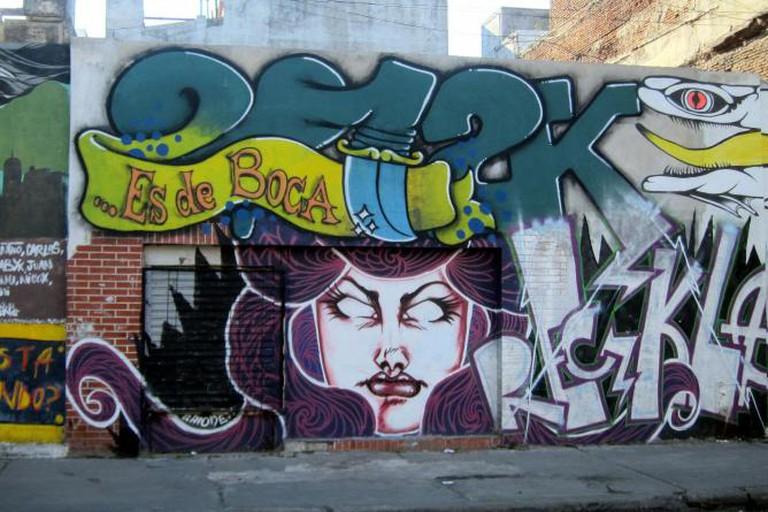 La Boca, Buenos Aires | © Wally Gobetz/Flickr