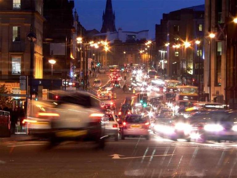 Lothian Road, Edinburgh | © Lee Kindness/WikiCommons