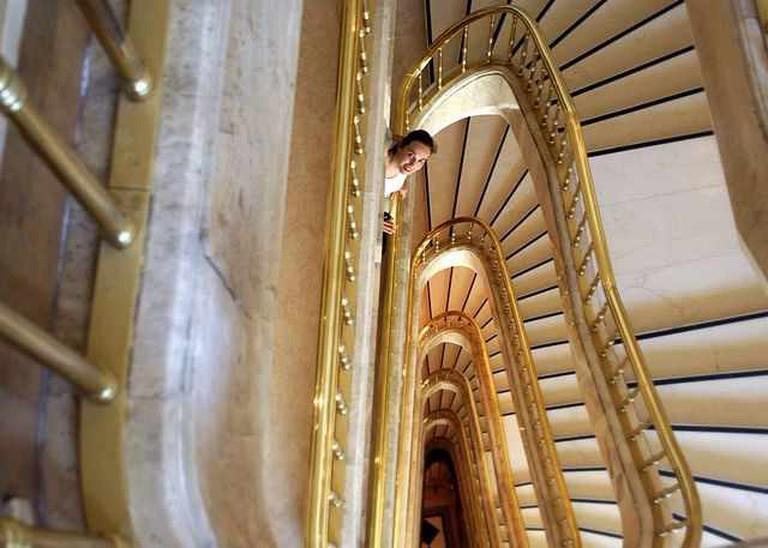 Hotel Grande Bretagne | © Robert Gourley /WikiCommons