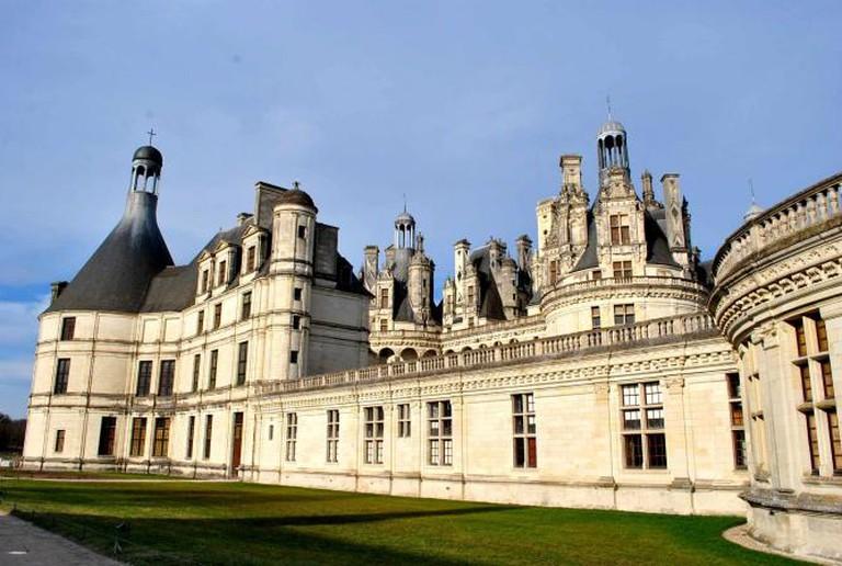 Château de Chambord | © Ignaz Wiradi/WikiCommons