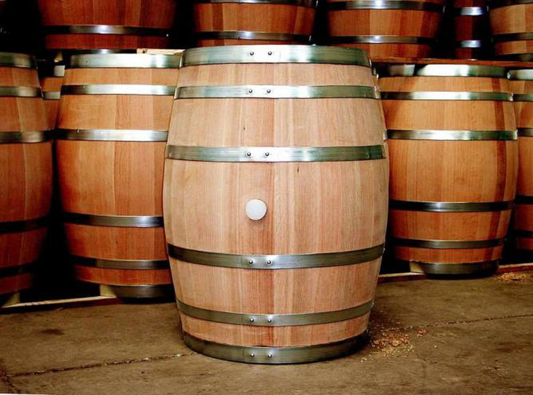 Oak Wine Barrel | © Gerard Prins/WikiCommons
