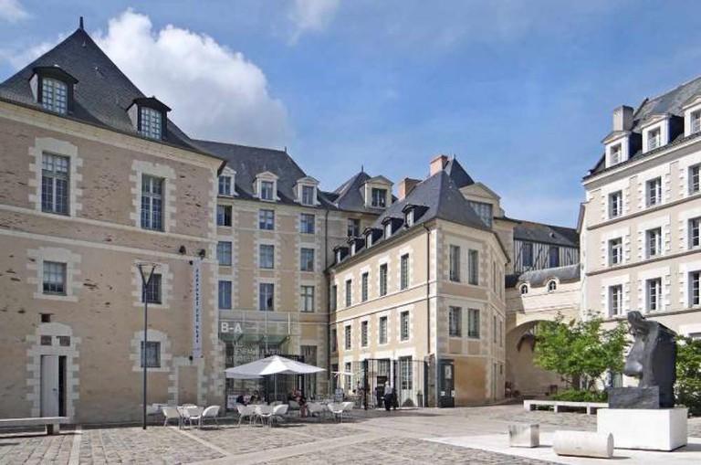 Le Musée des Beaux-Arts, Angers | © Jean-Pierre Dalbéra/Flickr