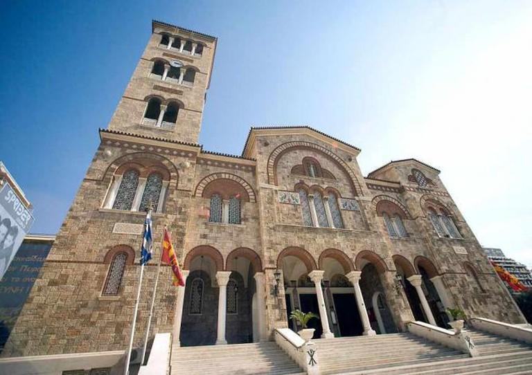 Orthodox basilica in Piraeus   © Hagee/WikiCommons