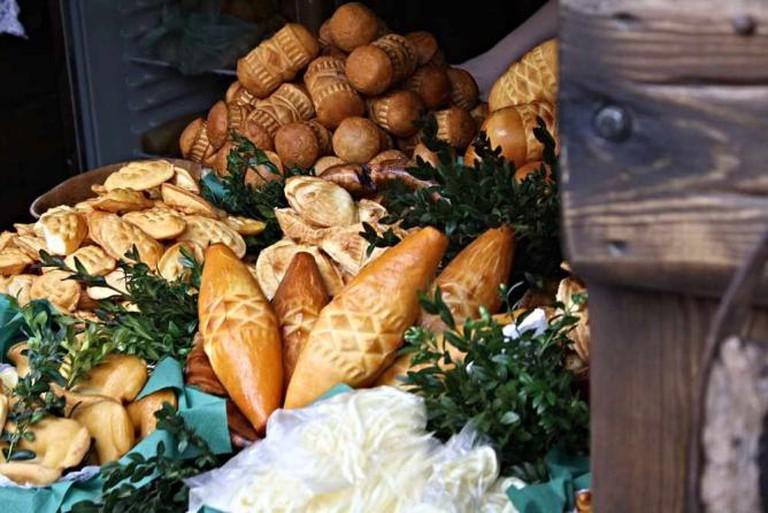 Southern Polish cheese | © Pawel Swiegoda/WikiCommons