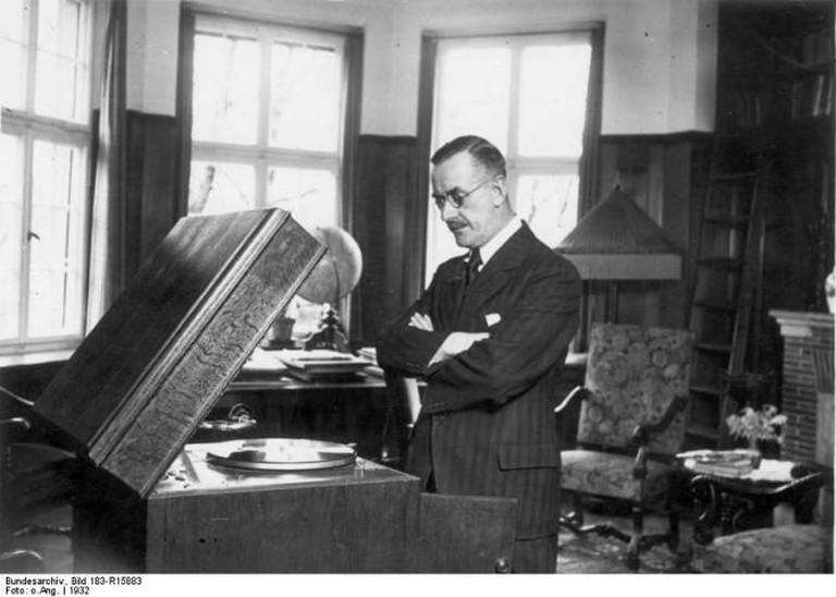 Thomas Mann, 1932