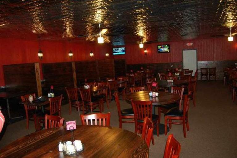 The Dinner Bell Interior