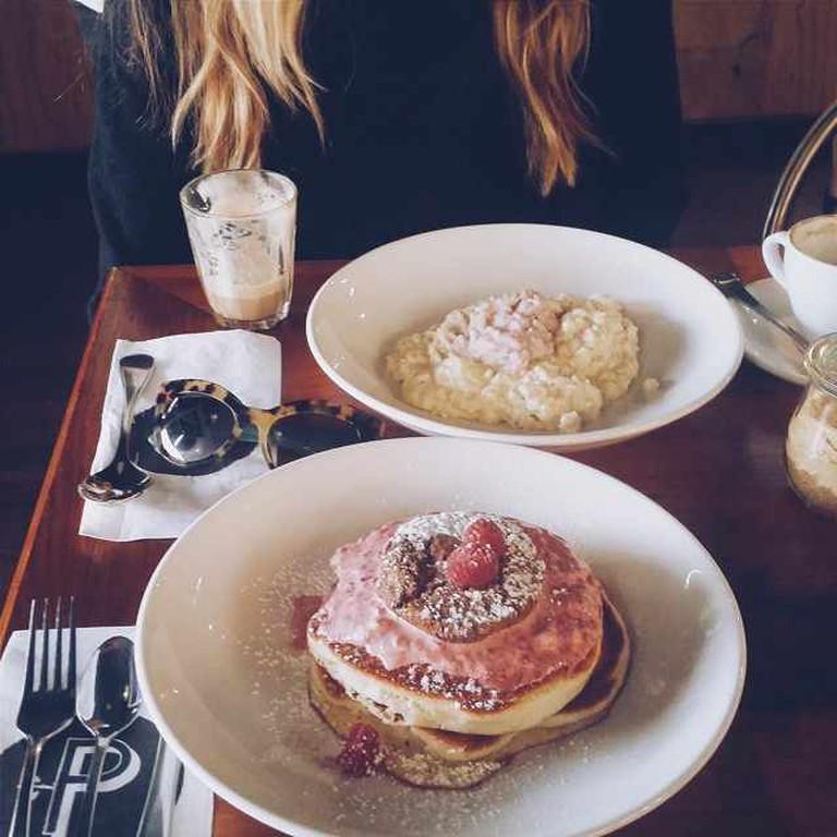 Plenty Pancakes | Image @brokeinbrisbane