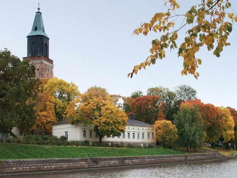 Turku in autumn