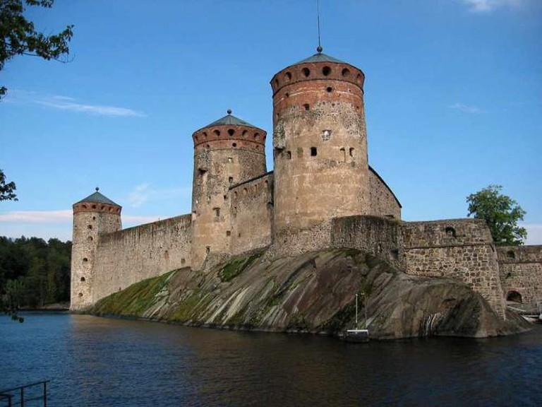 Savonlinna castle | © Mikko Paananen/Wikicommons