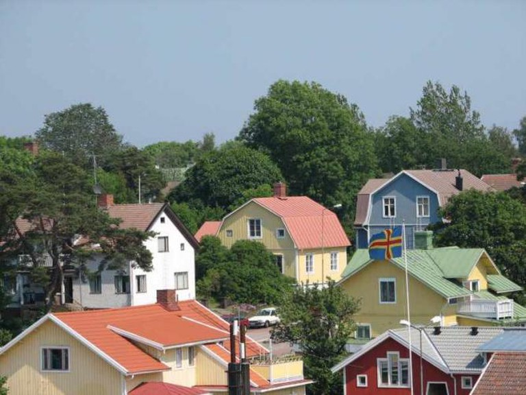 Mariehamn | © Metallyza/WikimediaCommons