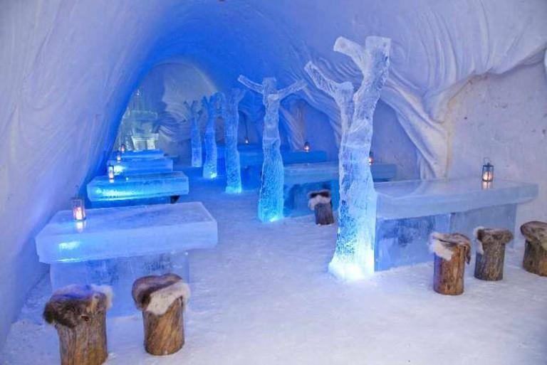 SnowCastle in Kemi