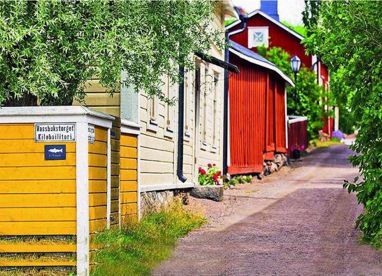 Raseborg | © Jussi Hellsten