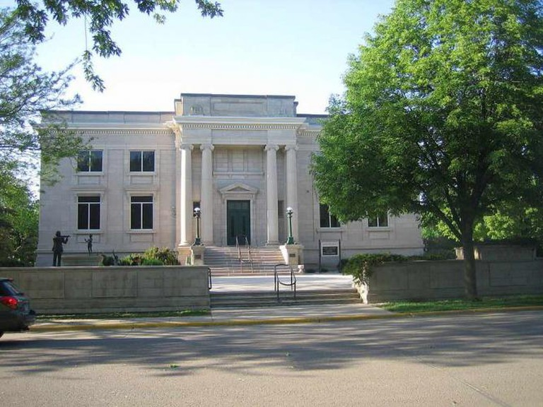 National Music Museum in Vermillion
