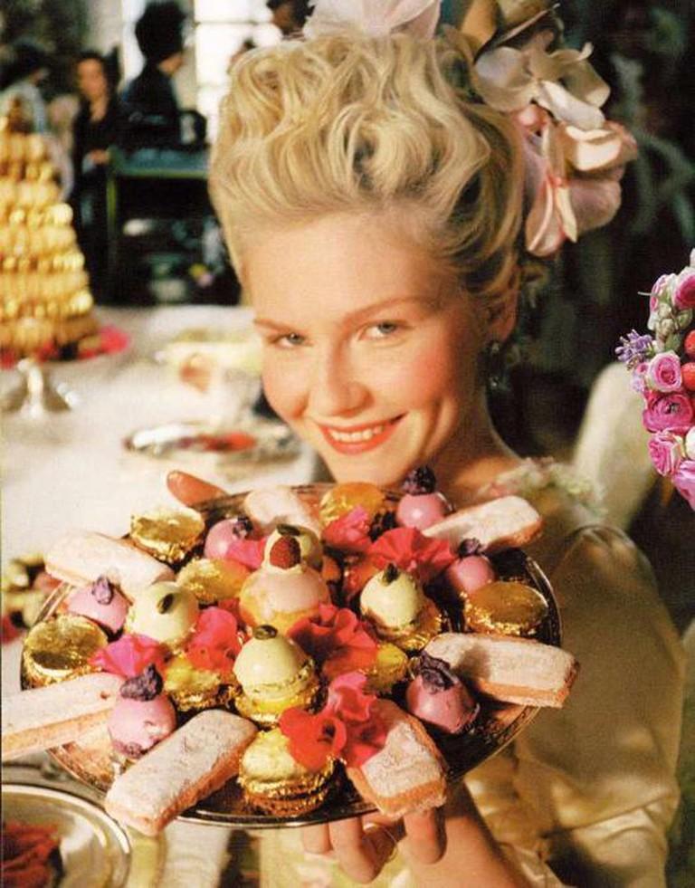 Ladurée Desserts, Marie Antoinette | © Columbia Pictures
