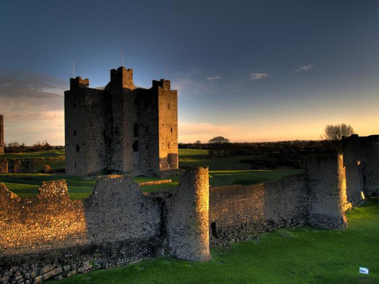 Trim Castle © Andrew Parnell/Flickr