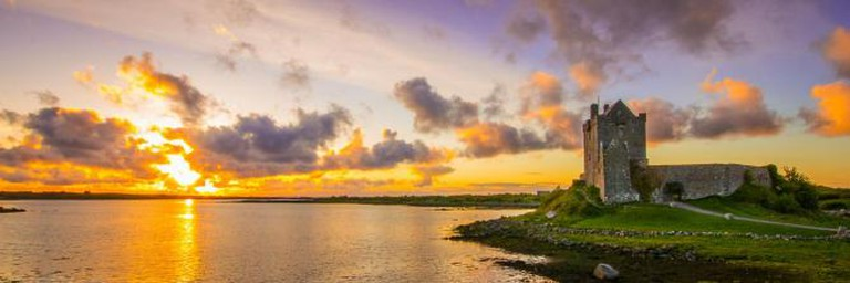 Dunguaire Castle © Zac Werner/Flickr