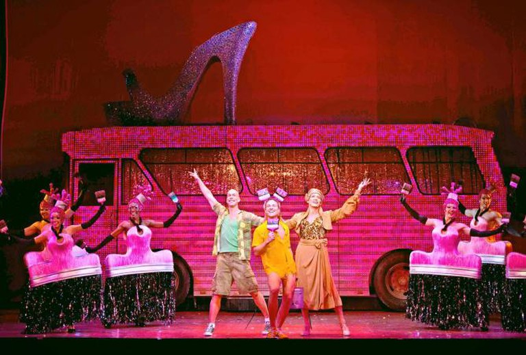Priscilla Queen of the Desert © Joan Marcus